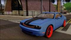 Dodge Challenger SRT8 Stance