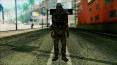 Ein Soldat aus dem team 4 Phantom