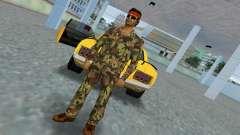 Camo Skin 09 pour GTA Vice City