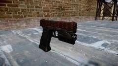 Pistolet Glock 20 art de la guerre