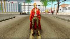 Guardians of the Galaxy Star Lord v2 pour GTA San Andreas