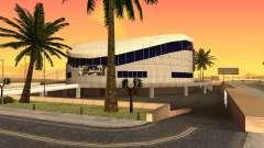 Textures HD stadium de Las Venturas
