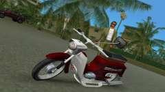 Jawa Type 20 Moped