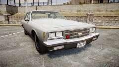 Chevrolet Impala 1985 pour GTA 4
