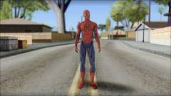 Red Trilogy Spider Man