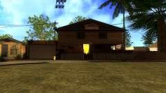 Nouvelles textures HD maisons sur grove street v