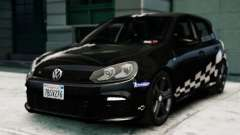 Volkswagen Golf R 2010 MTM Paintjob