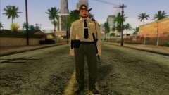 Police (GTA 5) de la Peau 1