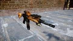 Automatische Gewehr Colt M4A1 elite