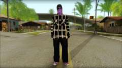 East Side Ballas Skin 3