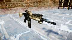 Automatic rifle Colt M4A1 Mack gibt es