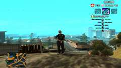 C-HUD by SampHack v.12 für GTA San Andreas