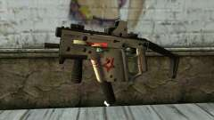 Kriss Super from PointBlank v2 pour GTA San Andreas