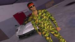Camo Skin 07 für GTA Vice City