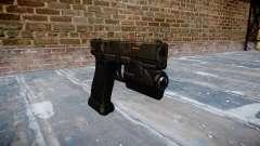 Pistolet Glock 20 ce numériques