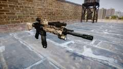 Automatische Gewehr Colt M4A1 viper