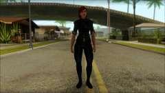 Mass Effect Anna Skin v8