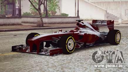 Ferrari F138 v2 pour GTA 4