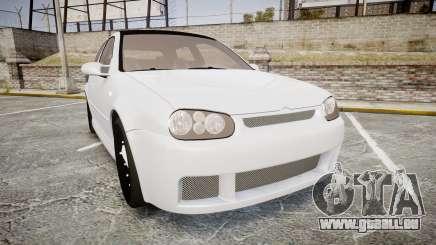 Volkswagen Golf Mk4 R32 Wheel2 pour GTA 4