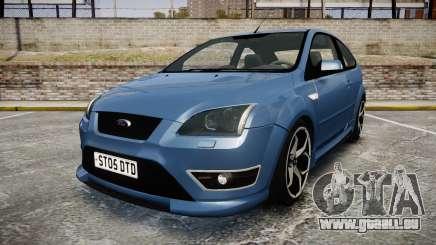 Ford Focus ST 2005 Rieger Edition pour GTA 4