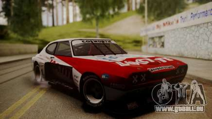 Ford Capri RS Cosworth 1974 Skinpack 3 für GTA San Andreas