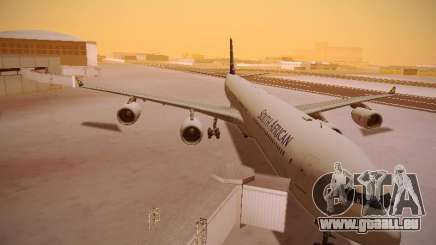 Airbus A340-600 South African Airways für GTA San Andreas