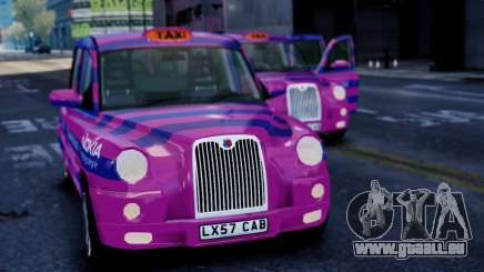 London Taxi Cab v1 für GTA 4