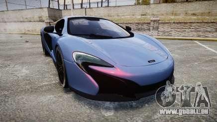 McLaren 650S Spider 2014 [EPM] Michelin v5 pour GTA 4