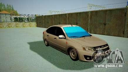Lada Granta Liftback für GTA San Andreas