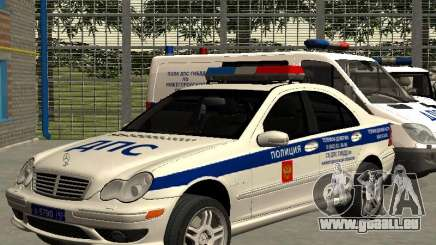 Mercedes-Dps für GTA San Andreas