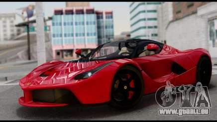 Ferrari LaFerrari 2014 (IVF) pour GTA San Andreas
