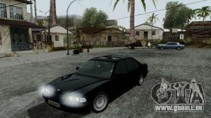 BMW 760i E38 pour GTA San Andreas