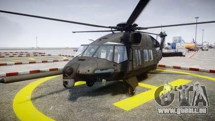 Sikorsky MH-X Silent Hawk [EPM] v2.0 für GTA 4