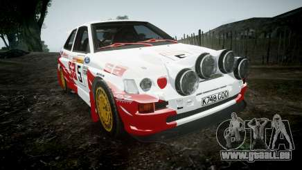 Ford Escort RS Cosworth 2.0 SA Competions pour GTA 4