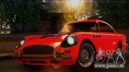 DewBauchee JB-700 1.0 (IVF) pour GTA San Andreas