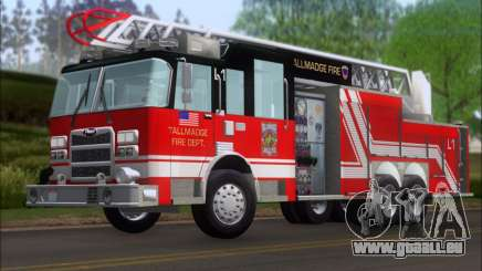 Pierce Arrow XT TFD Ladder 1 für GTA San Andreas