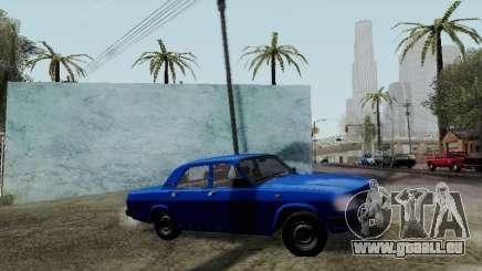 GAZ 31029 Wolga für GTA San Andreas