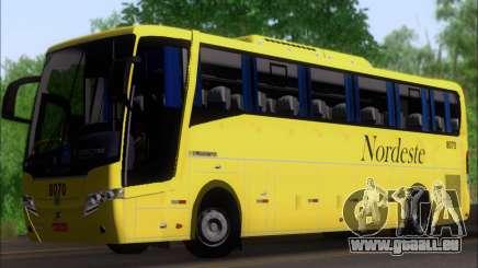 Busscar Elegance 360 Viacao Nordeste 8070 für GTA San Andreas
