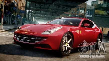 Ferrari FF 2011 v1.5 pour GTA 4
