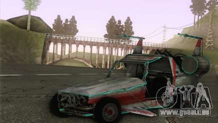 Space Docker from GTA V pour GTA San Andreas