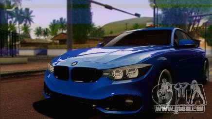 BMW 435i Stance pour GTA San Andreas