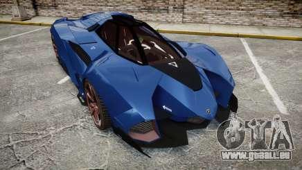 Lamborghini Egoista für GTA 4