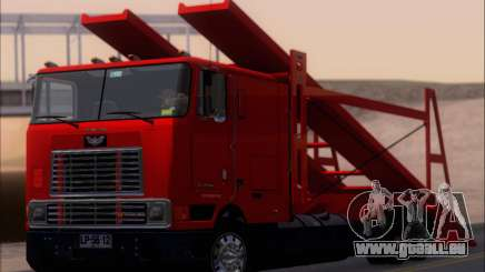Navistar International 9700 1997 pour GTA San Andreas