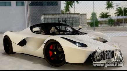 Ferrari LaFerrari 2014 (HQLM) pour GTA San Andreas
