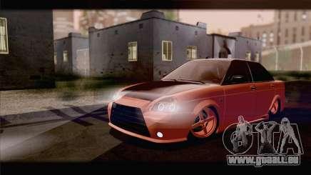 Installiert 2170 Priorin Orange für GTA San Andreas