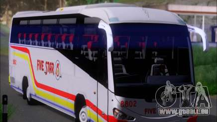Irizar MQ2547 Five Star 8802 pour GTA San Andreas