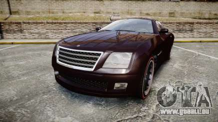 GTA V Schyster Fusilade v2 pour GTA 4