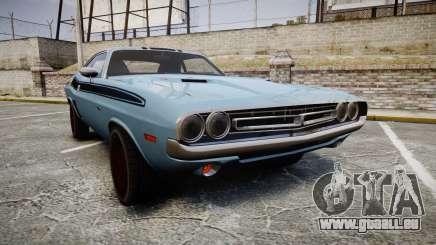 Dodge Challenger 1971 v2.2 PJ2 für GTA 4