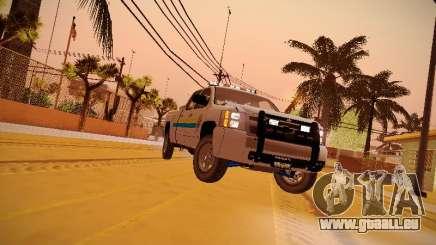 Chevrolet Silverado 2500HD Public Works Truck für GTA San Andreas