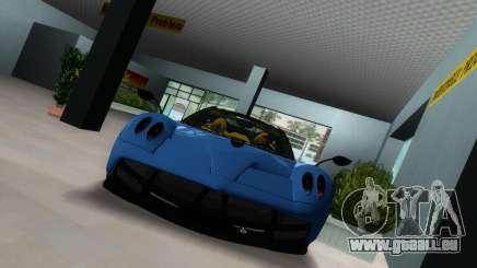 Pagani Huayra 2012 pour GTA Vice City